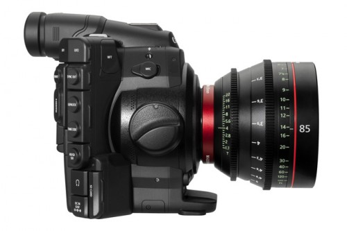 Canon EOS C300 Right