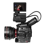 Canon EOS C300 Side