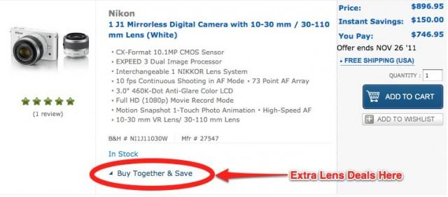 Nikon J1 Kit