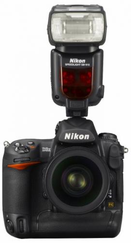 Nikon SB-910 D3s