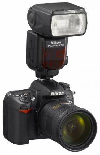 Nikon SB-910 D7000