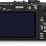 Panasonic GX1 Back