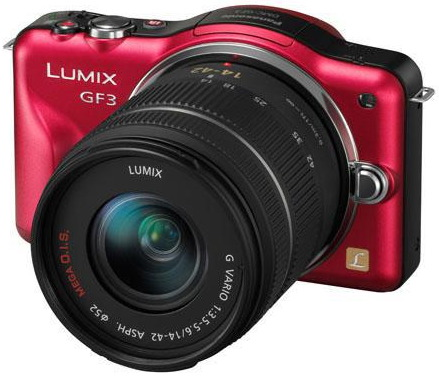Panasonic Lumix GF3 Black Friday