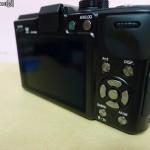 Panasonic Lumix GX1 Controls