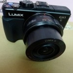 Panasonic Lumix GX1 Lens Barrel