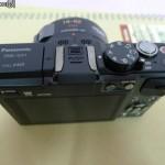 Panasonic Lumix GX1 Top