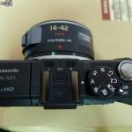Panasonic Lumix GX1 Top 2