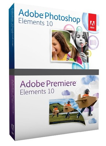 Photoshop and Premiere Elements 10