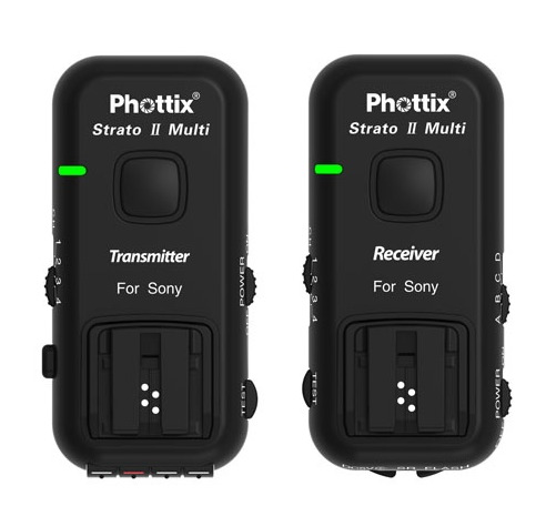 Phottix Sony TTL Wireless Triggers