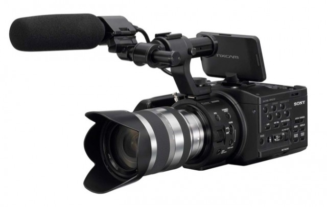 Sony FS100 Firmware Upgrade
