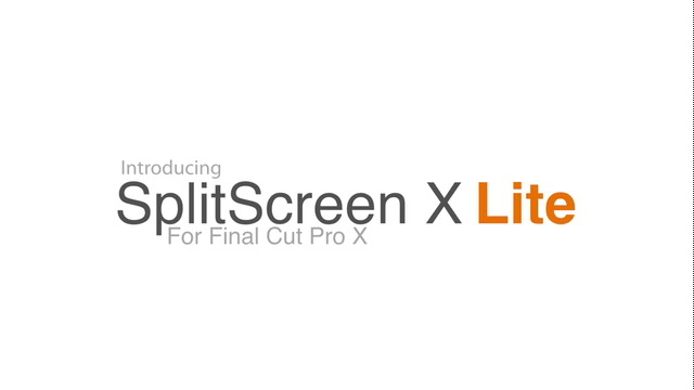 SplitScreen X Lite for Free