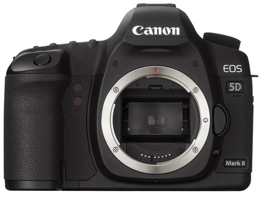 Canon 5D Mark II f