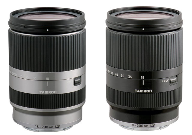 Tamron Announces 18-200mm Di III for Sony NEX