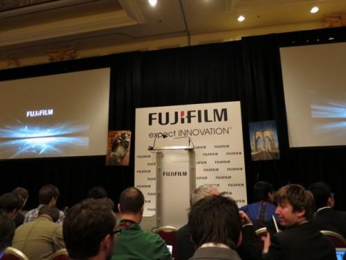 Fuji at CES 2012