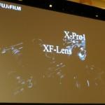 Fuji X-Pro1 and XF-Lens