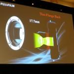 Fuji X-Pro1 Thin Flange Back