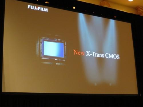 Fuji X-Trans CMOS