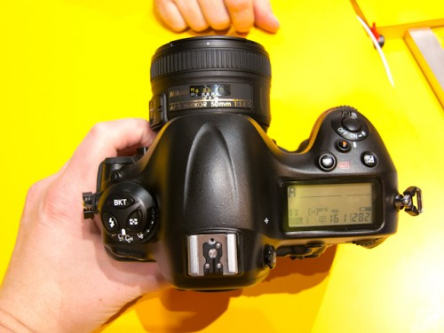 Nikon D4-5
