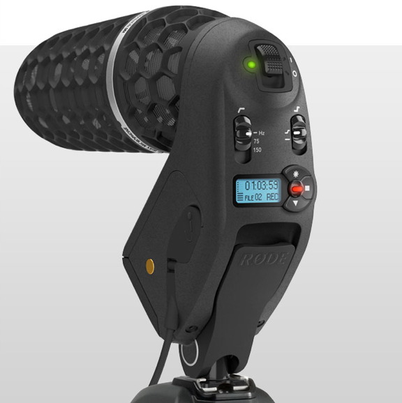 Rode VideoMic HD