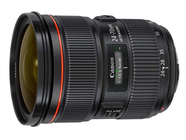Canon EF 24-70mm f/2.8 II