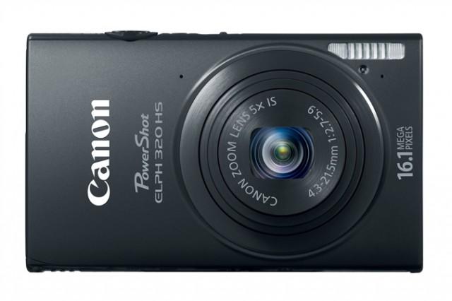 Canon PowerShot ELPH 320 HS