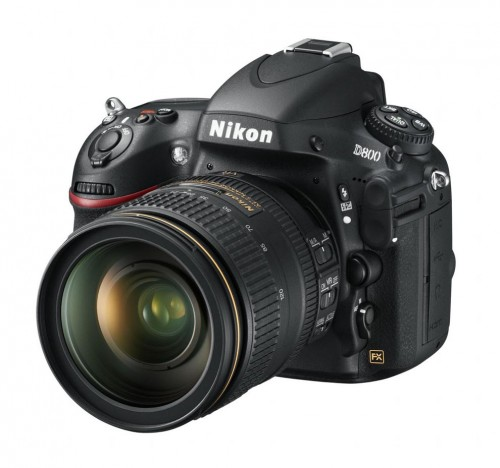 Nikon D800