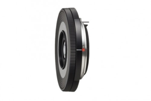 Pentax DA 40mm Lens