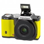 Pentax K-01 PU Flash