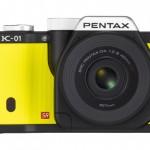 Pentax K-01 Yellow