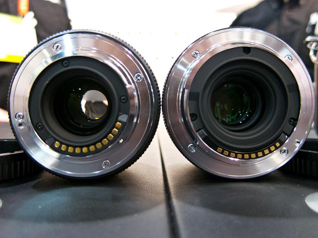 Sigma EX DN Lens Mounts
