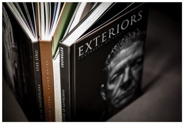 Photo Books in Lightroom 4