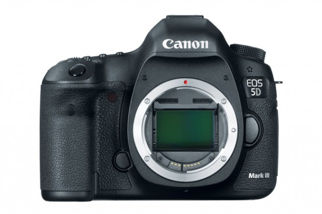 Canon 5D Mark III Service Notice