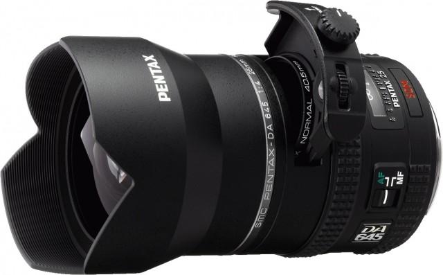 Pentax 25mm f4