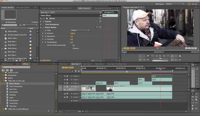 Tiffen Dfx 3 Premiere Pro Bleach Bypass