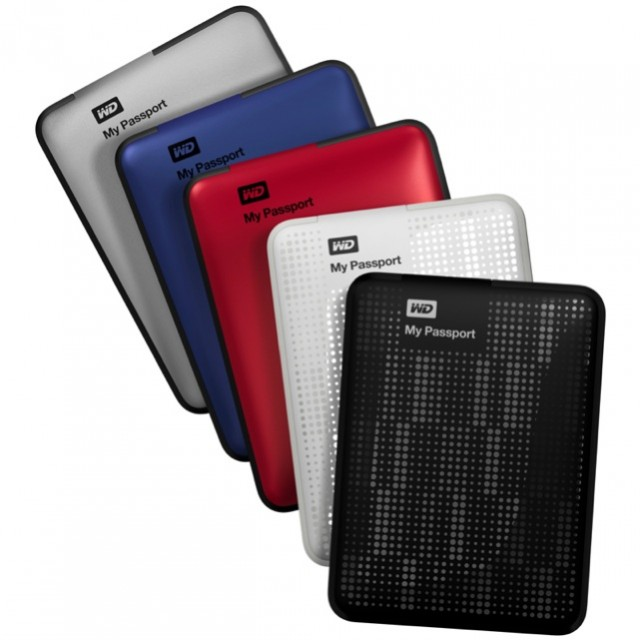 Western Digital My Passport Group
