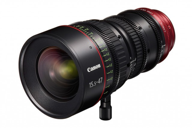 Canon 15-47mm Cine Zoom