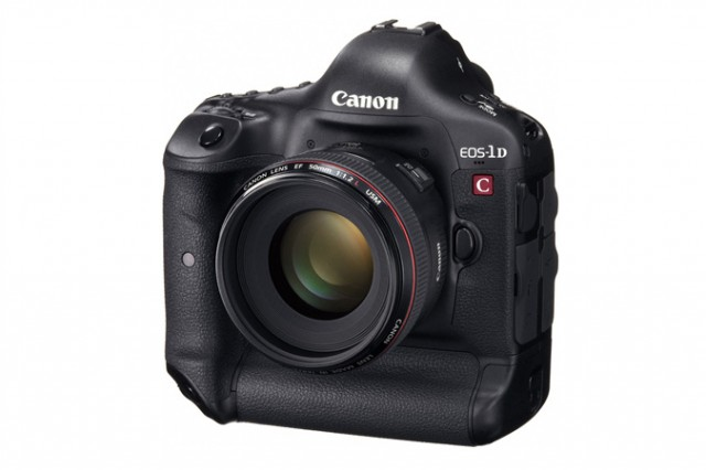 Canon 1D C