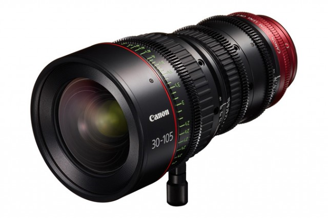 Canon 30-105mm Cine Zoom