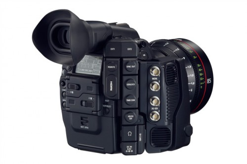 Canon C500-4