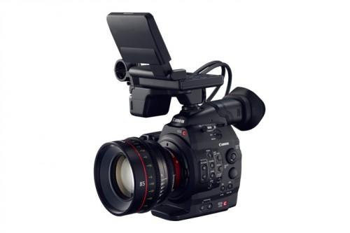 Canon C500-7