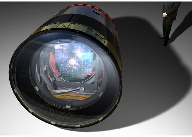 LSST Camera Lens