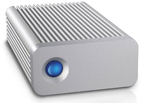 LaCie Thunderbolt eSATA Hub