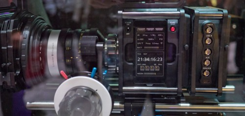 Panasonic 4K Varicam