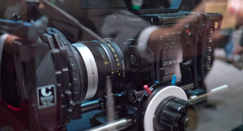 Panasonic 4K Varicam-2