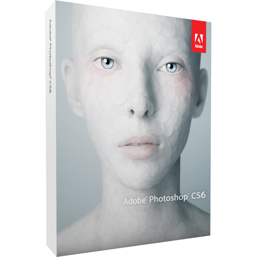 Adobe Photoshop CS6 Available