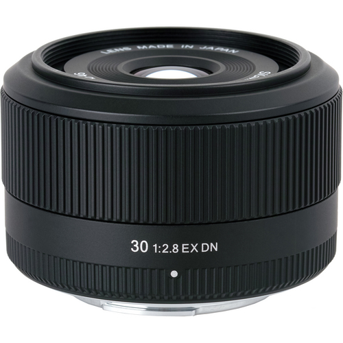 Sigma 30mm for Sony NEX