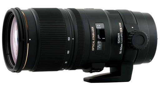 Sigma 50-150mm
