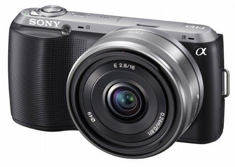 Sony NEX-C3 16mm