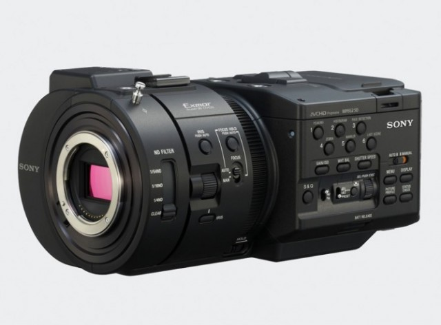 Sony NEX-FS700