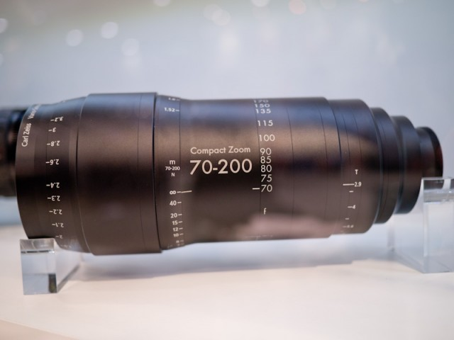 Zeiss CZ.2 70-200mm Cinema Lens